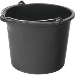 SEAU - PRESSE TEC HIT Seau maçon 12 litres avec bec verseur