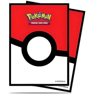 CARTE A COLLECTIONNER Pokémon -  65 Protèges Cartes - Ultra Pro - Pokéba