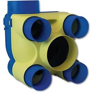 VMC - ACCESSOIRES VMC VMC Hydra Ecowatt 2 Unelvent 604020 Bleu