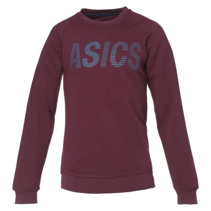 ASICS Sweat junior - Noir