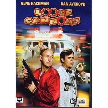 DVD FILM LOOSE CANNONS