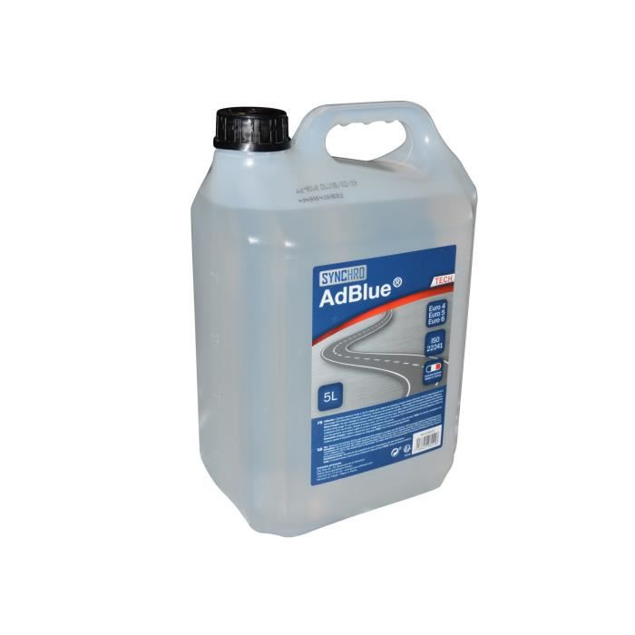 ADDITIF SYNCHRO Additif AdBlue en bidon - 5 L