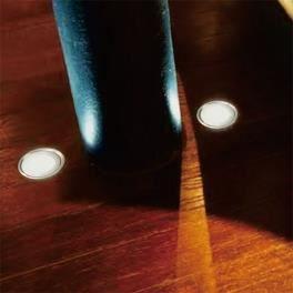 Kit 6 spots LED encastrables ultra-plats