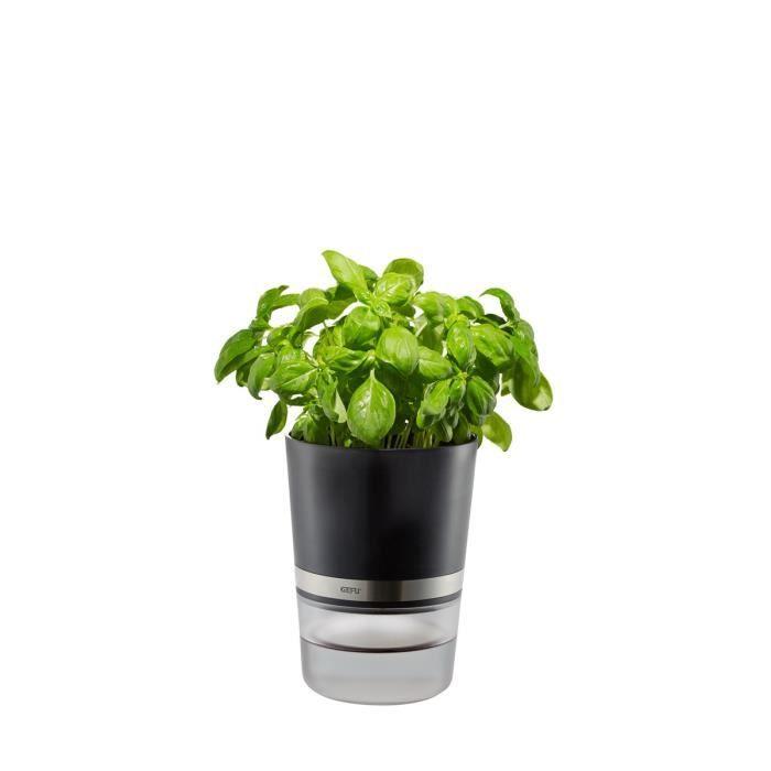 Gefu - Pot d'herbes aromatiques BOTANICO - Argent
