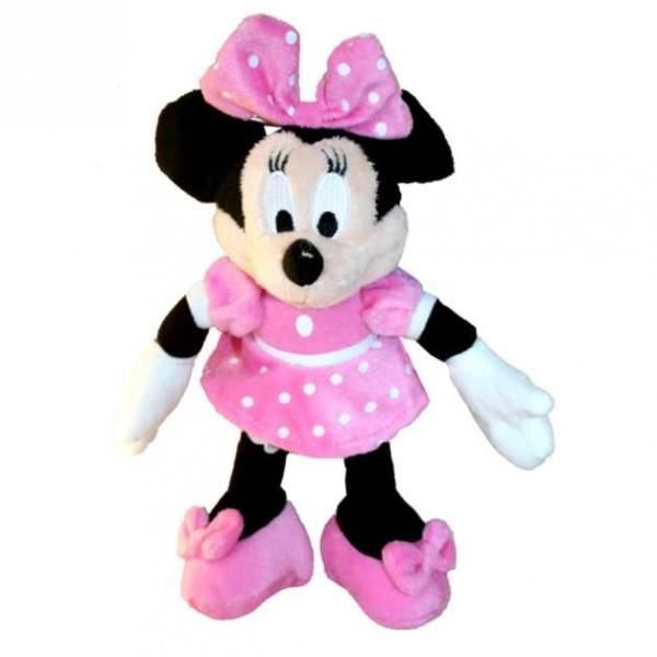 Disney Minnie Mouse - Peluche Minnie 22cm