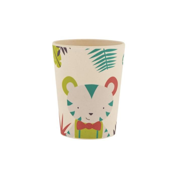 BEBE CONFORT Verre en Bambou - Jungle Vibes