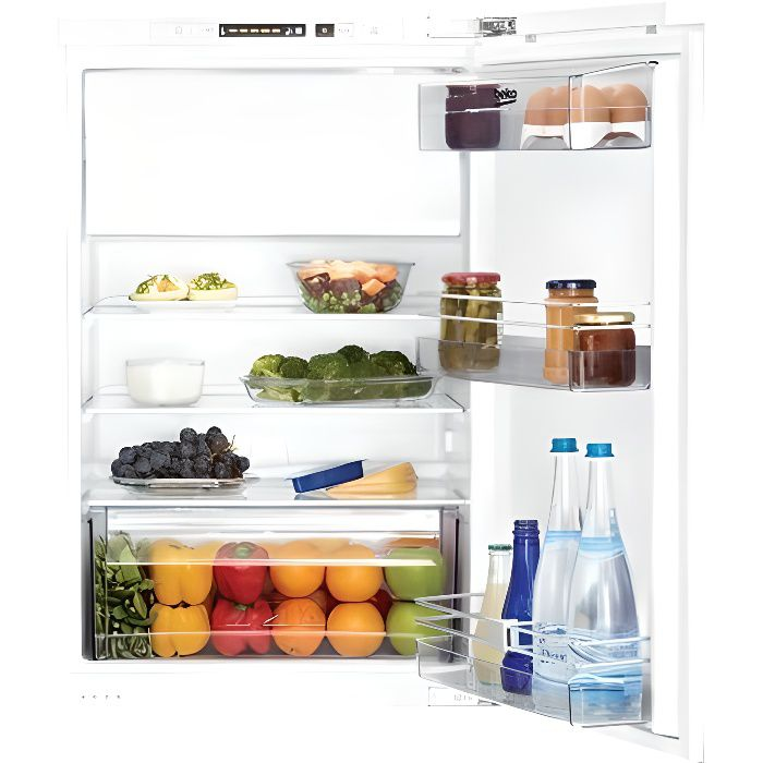 BEKO BTS114200 Réfrigérateur congel encastrable