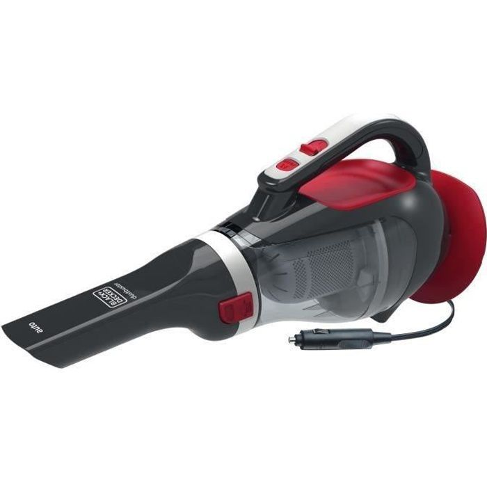 Aspirateur à main voiture - BLACK & DECKER Dustbus ADV1200-XJ
