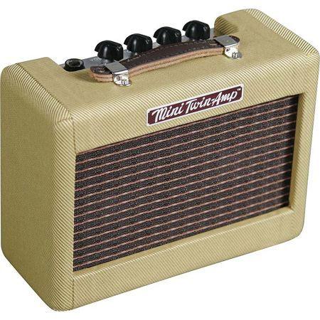 FENDER MINI 57 TWIN AMP - Mini amplis