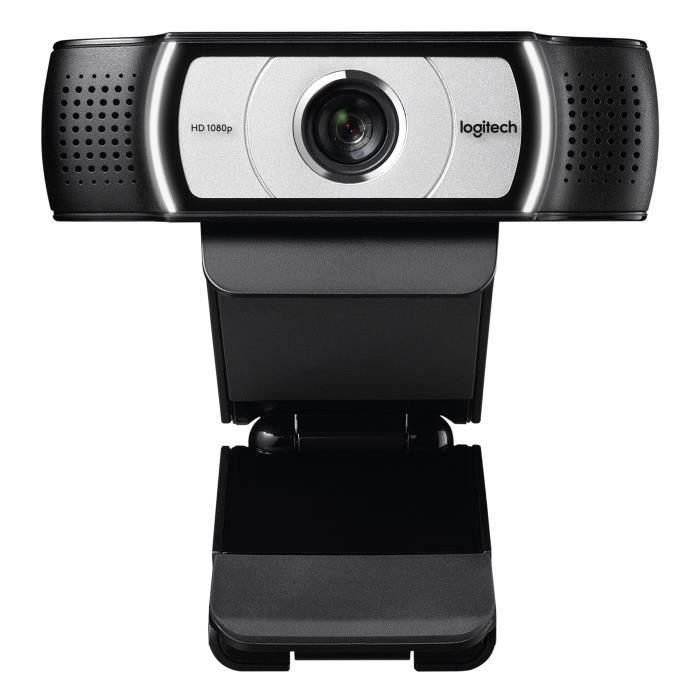 Logitech Webcam C930e 1080p Zoom numérique 4x