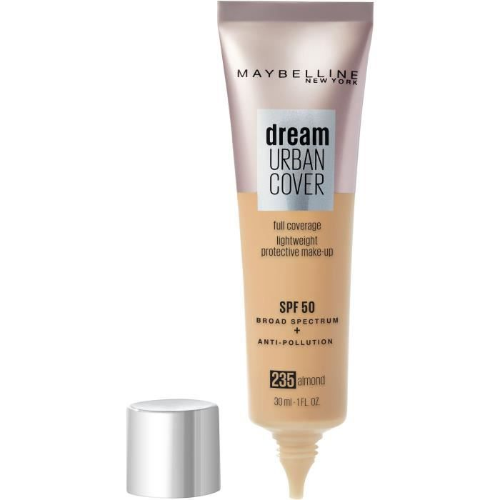 Maybelline New York Dream Urban Cover Nu 235 Almond