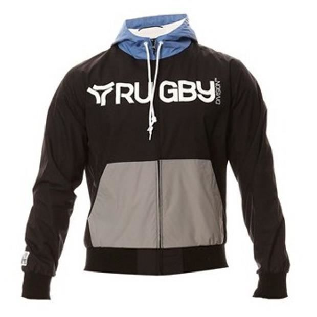 RUGBY DIVISION Veste Coupe Vent Rugby Homme