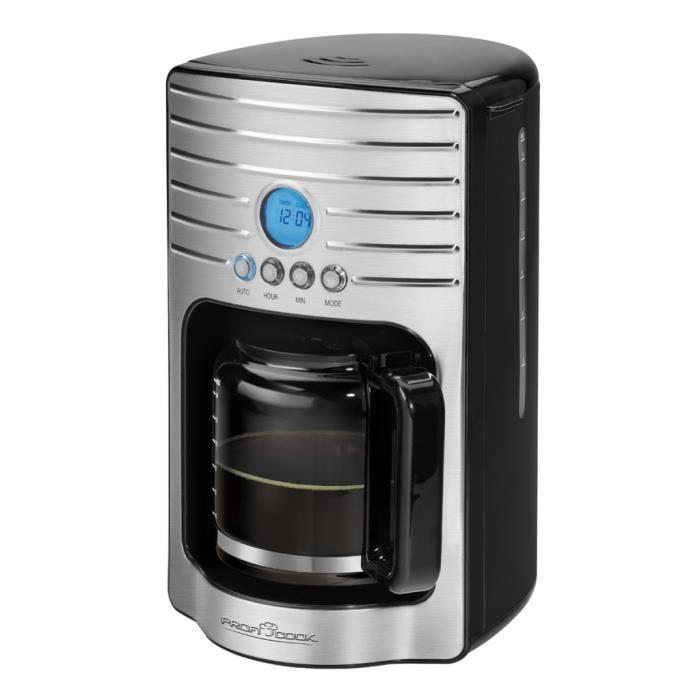 ProfiCook Cafetière PC-KA 1120 1000 W 1,7 L