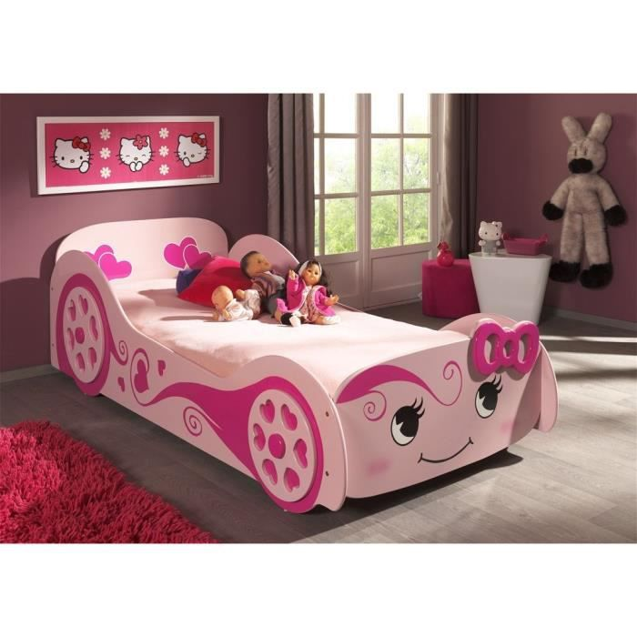 FUN BEDS Lit enfant Voiture Pretty Girl