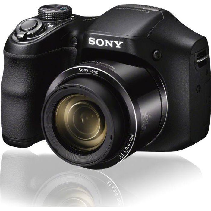 SONY DSC-H200 Bridge 20 MP Zoom optique x26