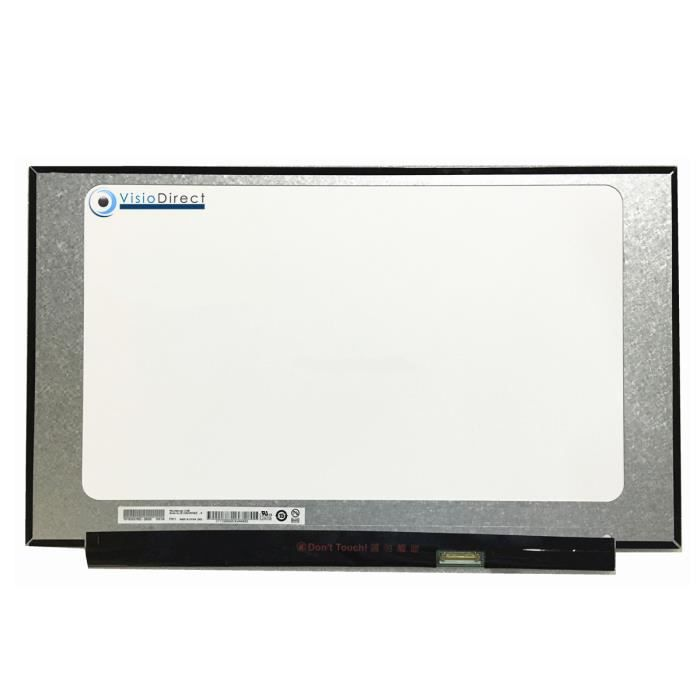 Dalle ecran 15.6- LED type NT156FHM-N61 1920X1080 30pin 350 mm sans fixation