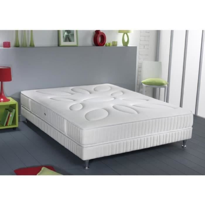 simmons matelas eden 180x200 cm ressorts 24 cm ferme ressorts sensoft 2 personnes. Black Bedroom Furniture Sets. Home Design Ideas
