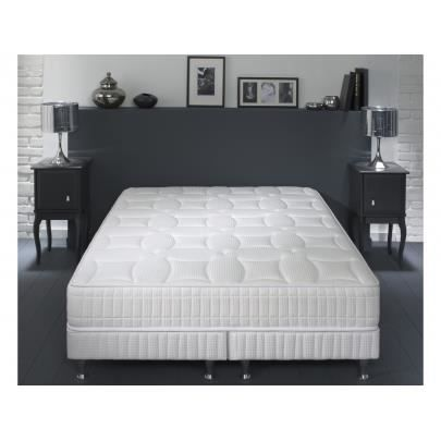 simmons matelas 180x200 ressorts new zenith achat vente matelas cdiscount. Black Bedroom Furniture Sets. Home Design Ideas