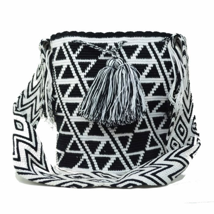 Wayuu Sac - Grand Mochila - Design - 2347 LY0CK