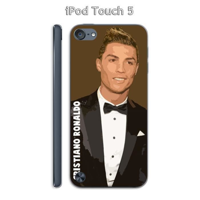 coque apple ipod touch 5 ronaldo achat coque bumper. Black Bedroom Furniture Sets. Home Design Ideas