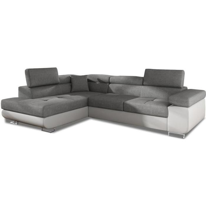 Canape Convertible Tetiere Relevable