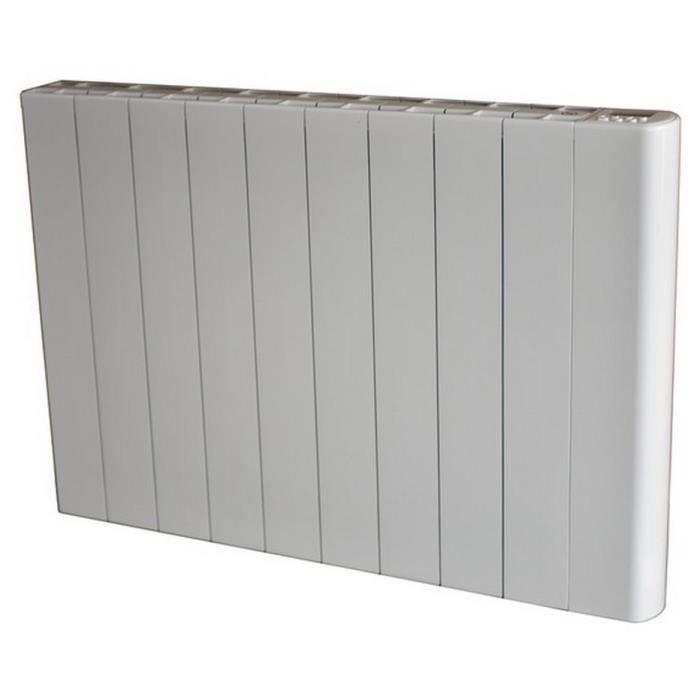 Radiateur Electrique Radiateur Inertie Seche Alvara 2000w 2 000 W H 57 X L 82 Cm Mural
