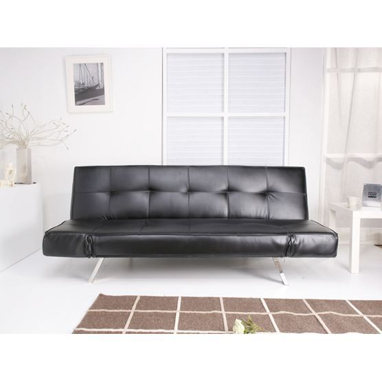 canap lit en cuir fauteuil noble en cuir v r achat. Black Bedroom Furniture Sets. Home Design Ideas