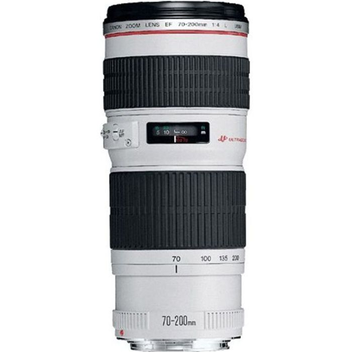 OBJECTIF Objectif Canon EF 70-200mm f/4,0 L USM