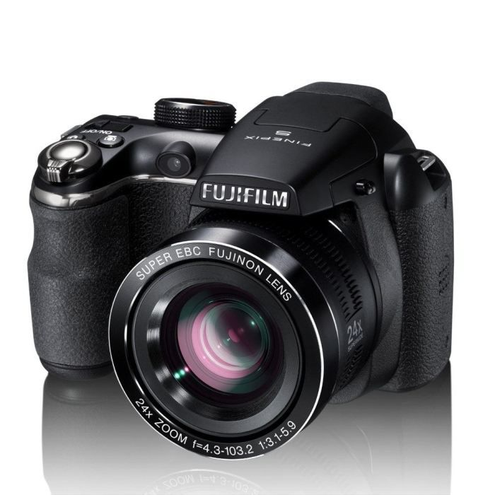 Fujifilm finepix s4200 bridge noir achat vente for Prix fujifilm finepix s1600