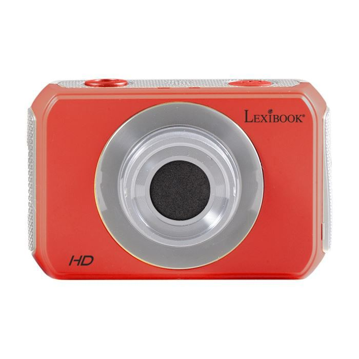CAMÉSCOPE ENFANT LEXIBOOK Camera Sport Waterproof 5M pixels