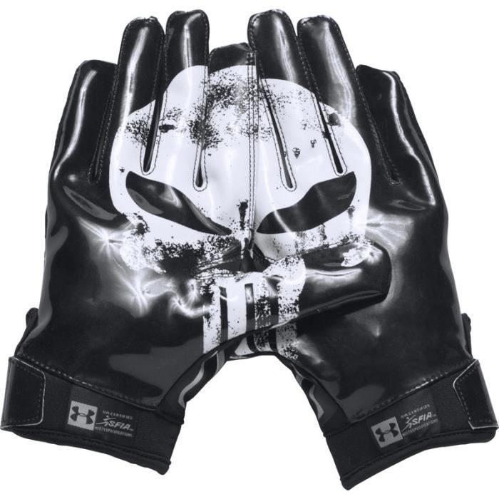 gants de football am ricain under armour alter ego punisher f5 prix pas cher cdiscount. Black Bedroom Furniture Sets. Home Design Ideas