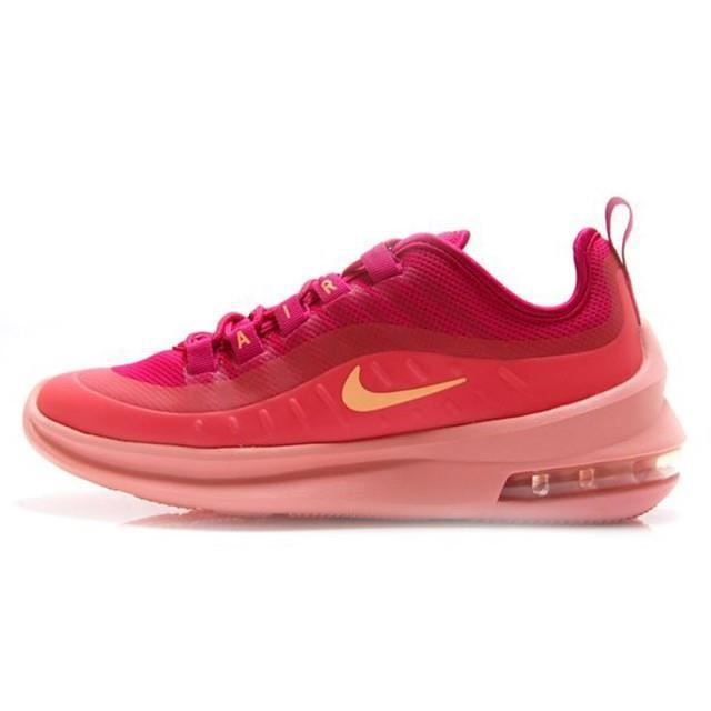 new product c6cda 971bc BASKET AIR MAX NIKE NEWS AXIS ROUGE FEMME 2019 MAILLOT JO