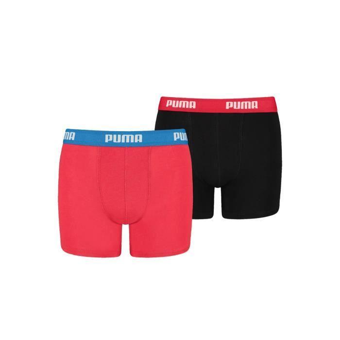 Boxer PUMA pour Enfant Qualité et Confort Pack de