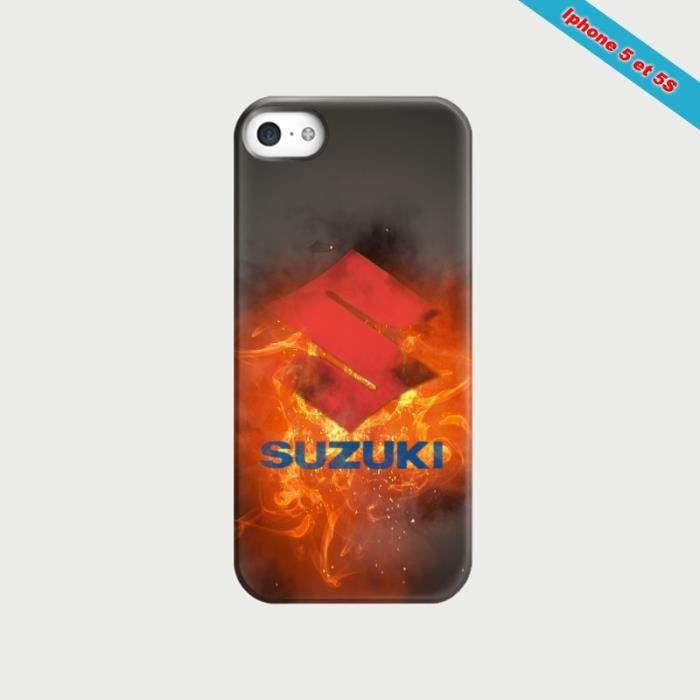 coque iphone 5 5s fan de suzuki demon