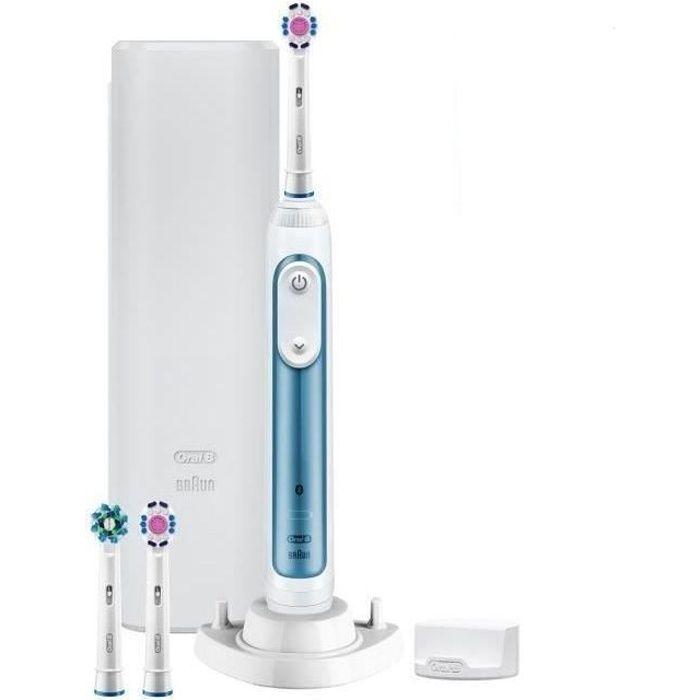 BROSSE A DENTS ÉLEC Oral-B Smart 6 6200W 3DWHITE Brosse à dents électr