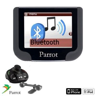 parrot mki 9200 kit mains libres voiture bluetooth achat vente kit bluetooth t l phone. Black Bedroom Furniture Sets. Home Design Ideas
