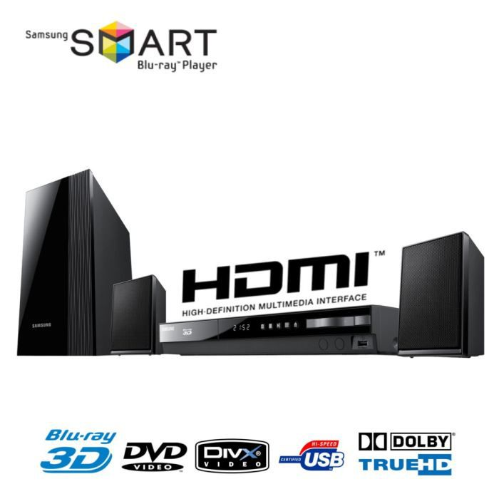 samsung ht e4200 home cin ma 2 1 bluray 3d achat vente ensemble home cin ma samsung hte4200. Black Bedroom Furniture Sets. Home Design Ideas