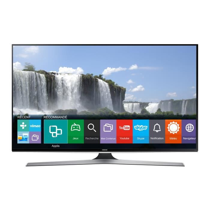 samsung smart tv 600 hz prix pas cher cdiscount. Black Bedroom Furniture Sets. Home Design Ideas