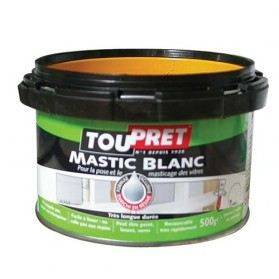 mastic blanc 1 kg achat vente colle pate fixation cdiscount. Black Bedroom Furniture Sets. Home Design Ideas