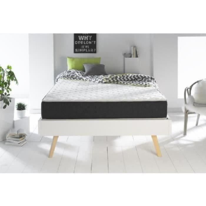 dormipur v810 matelas m moire de forme gel. Black Bedroom Furniture Sets. Home Design Ideas