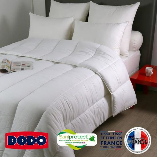 Dodo Couette Temperee 350gr M Anti Acariens Totale France 200x200