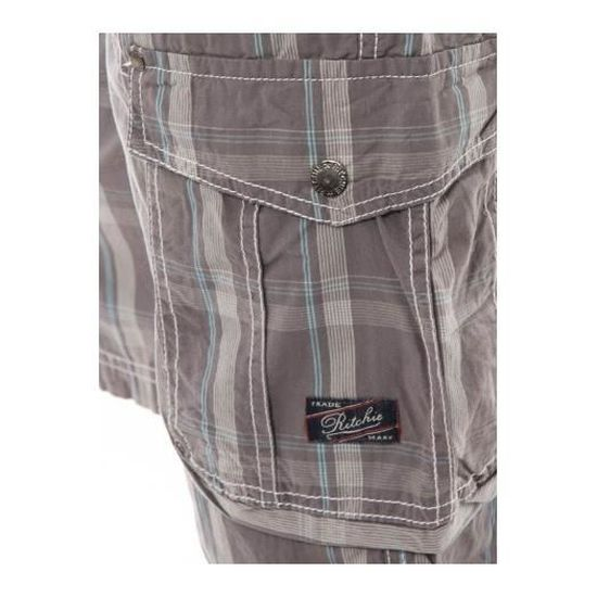 free shipping 9e0d9 d5d14 bermuda-brice-homme-ritchie-gris.jpg