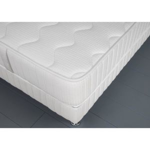 matelas ressorts 160 x 200 cm achat vente matelas. Black Bedroom Furniture Sets. Home Design Ideas