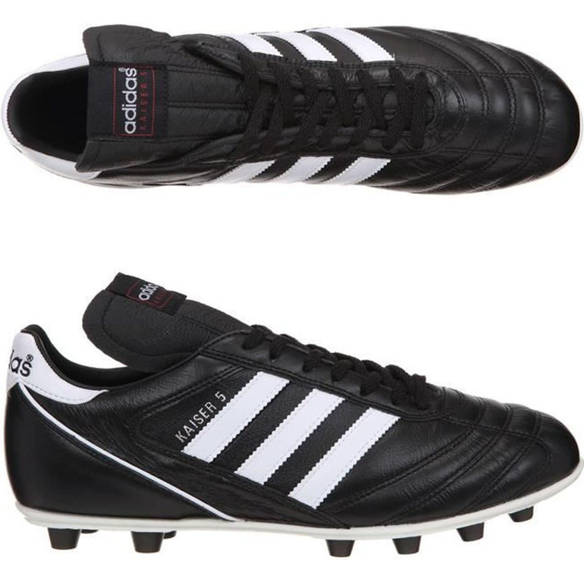 adidas chaussures football kaiser 5 homme prix pas cher cdiscount. Black Bedroom Furniture Sets. Home Design Ideas