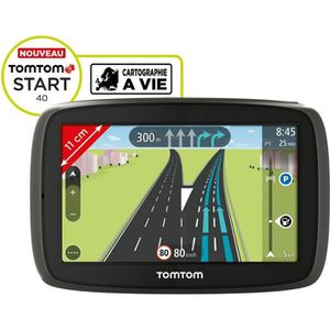 gps tomtom carte a vie achat vente gps tomtom carte a vie pas cher soldes cdiscount. Black Bedroom Furniture Sets. Home Design Ideas