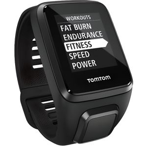 MONTRE OUTDOOR - MONTRE MARINE TOMTOM Spark Montre Connectée Fitness GPS 1re00020