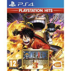 JEU PS4 One Piece Pirate Warriors 3 Playstation Hits Jeu P