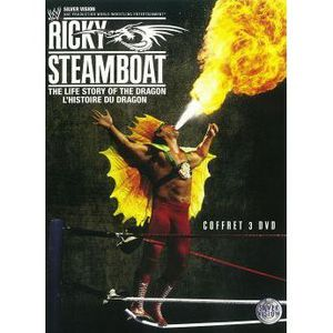 DVD DOCUMENTAIRE DVD Ricky Stamboat, l'histoire du dragon