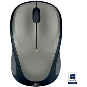 Souris optique sans fil - Connectivité sans fil 2,4 GHz de pointe - Nano-récepteur - Rev?tement en caoutchouc pour plus de confort - Gestion intelligente des piles - Compatible Windows Vista, Windows 7, Windows 8, Windows 10 - Garantie du fabricant 3 ans.