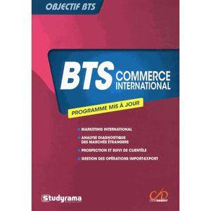 MANUEL BTS BTS commerce international